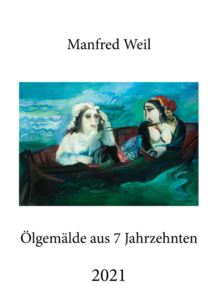Kalender Manfred Weil 2021